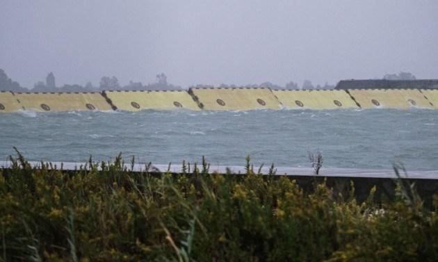 barreira em veneza