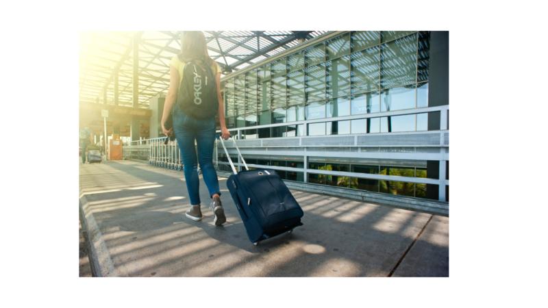 dica viajar sozinha bagagem