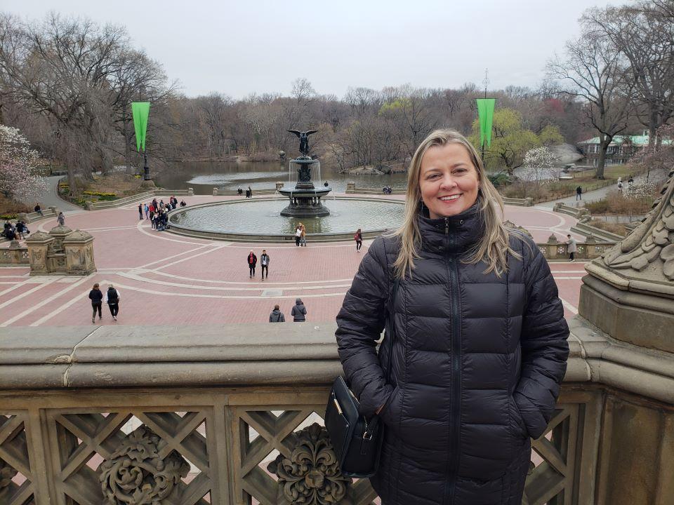 Central Park, um dos principais pontos turísticos de Nova York