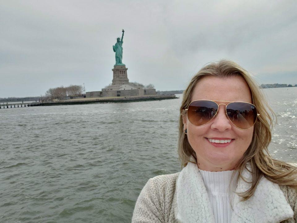 Estátua da Liberdade: uma das mais famosas atrações em Nova York