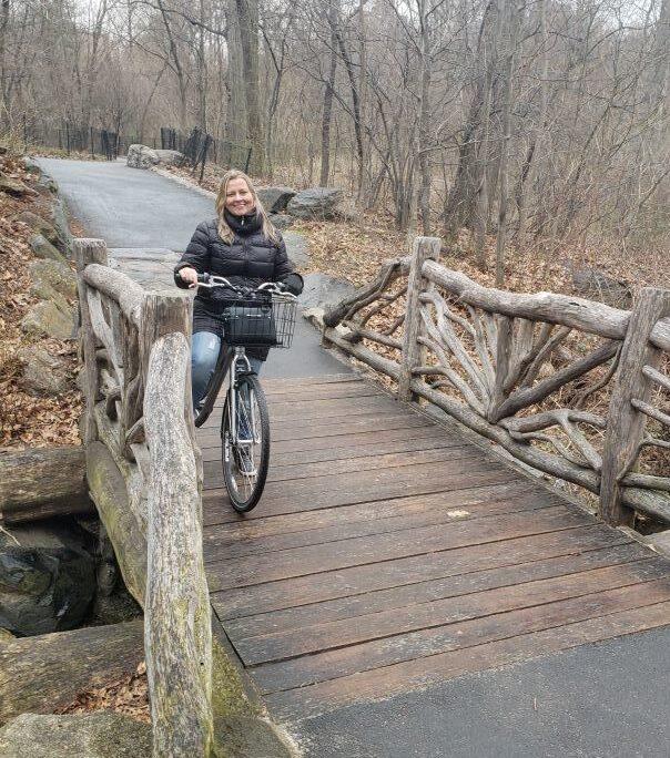 Bike tour pelo Central Park
